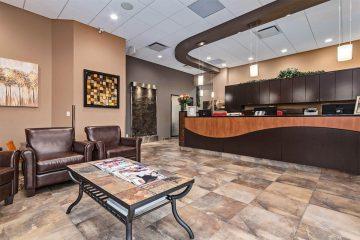 Image Dental Office in SW Calgary